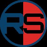 Rogan Sheds circle logo